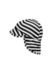 Beach-&-Bandits---UV-Sun-hat-for-babies---Small-Bandit---Black/White