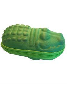 Banz---Sunglasses-case-for-kids---Hippo---Green