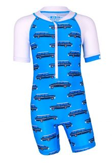 JUJA---UV-Swim-suit-for-babies---short-sleeves---Oldtimer---Lightblue