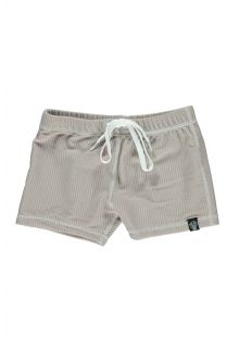 Beach-&-Bandits---UV-Swim-shorts-for-kids---Ribbed-Collection---Sand
