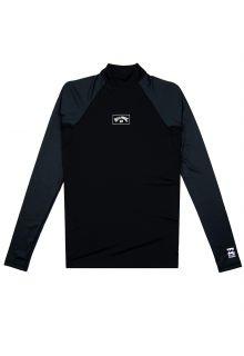 Billabong---UV-Rashguard-for-men---Longsleeve---Contrast---Black