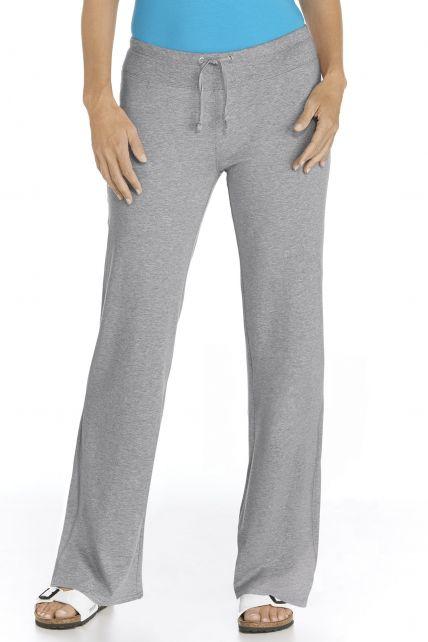UV Beach UV Pants - Grey - Front
