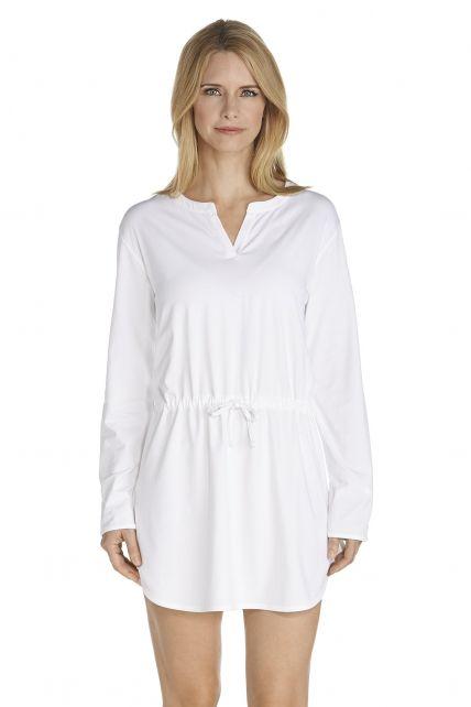 Coolibar---UV-Cabana-Hoodie---White