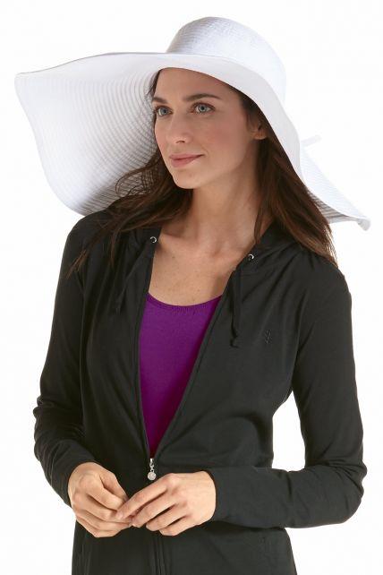Coolibar---Shapeable-Poolside-UV-Sun-hat---White