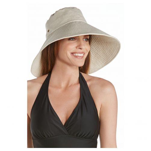 Coolibar---UV-floppy-hat-for-women---Wide-brim---Natural-herringbone