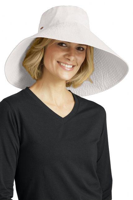 Coolibar---Beach-UV-Sun-hat---White