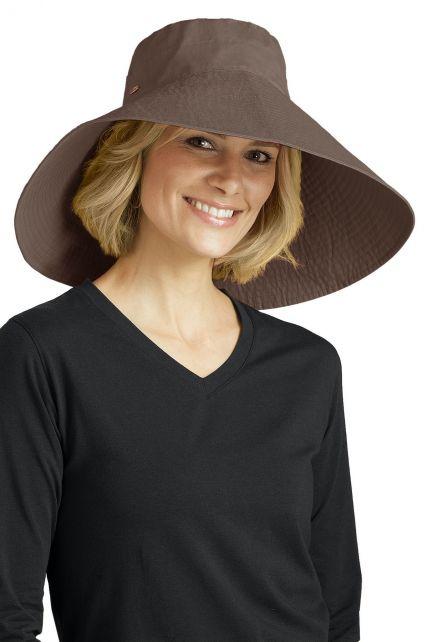Coolibar---Beach-UV-Sun-hat---Mushroom