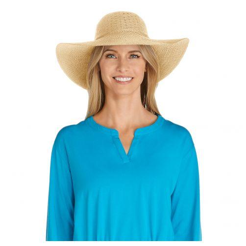 Coolibar---UV-sun-hat-for-women---Natural