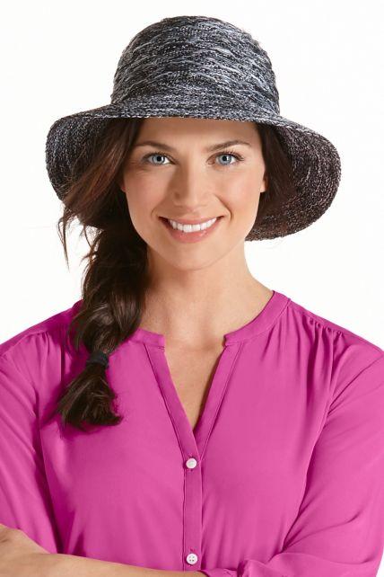 Coolibar---Packable-UV-Beach-Bucket-Hat---Grey