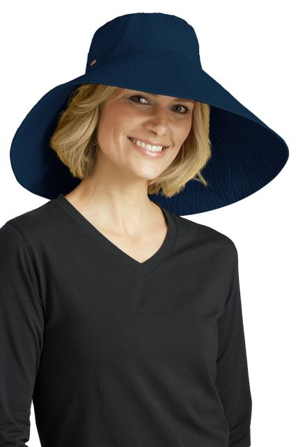 Coolibar---Beach-UV-Sun-hat---Blue