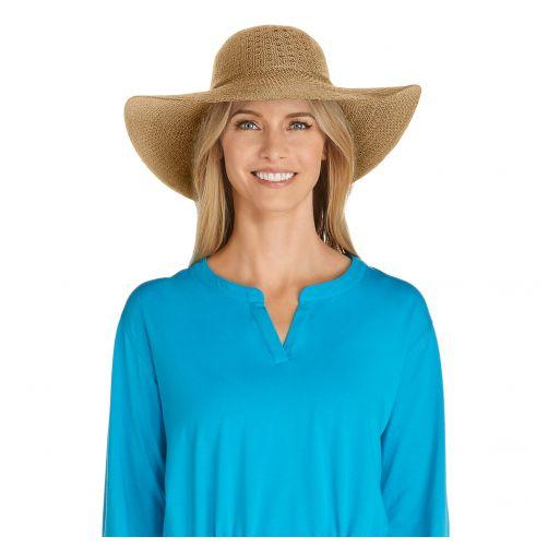 Coolibar---UV-sun-hat-for-women---Tan
