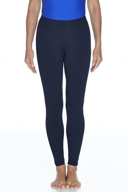 Coolibar---Women's-UV-Swim-Tights---Blue