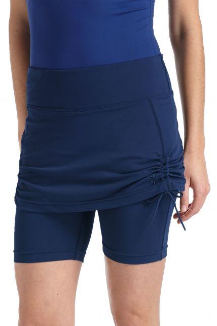 Coolibar---Skirted-UV-Swim-Shorts---Navy