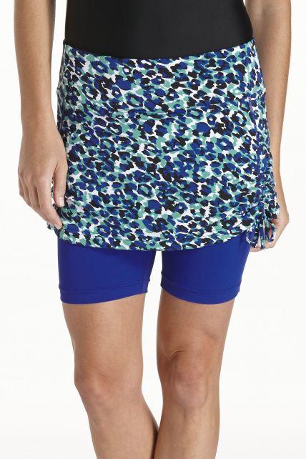 Coolibar---Skirted-UV-Swim-Shorts---Sea-Glass