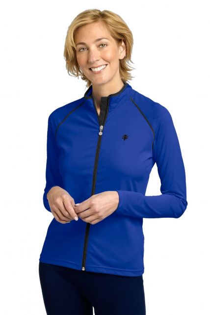 Coolibar---Long-Sleeve-UV-Water-Jacket---Cobalt/Black