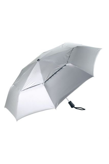 Coolibar---UV-umbrella-small---Silver