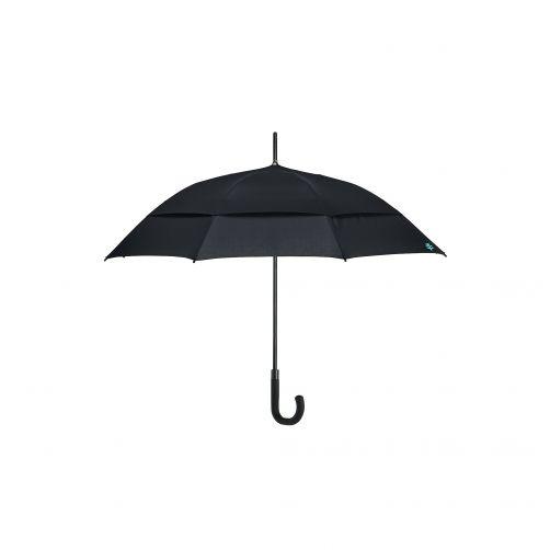 Coolibar---UV-umbrella---Black