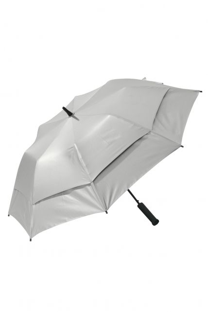 Coolibar---UV-umbrella---Silver
