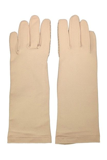 Coolibar---UV-resistant-gloves---Beige