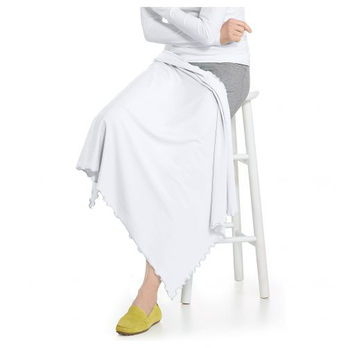 Coolibar---UV-sun-blanket---White