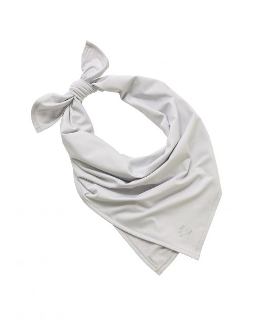 Coolibar---UV-resistant-Sport-Bandana-for-adults---Virasana---Silver