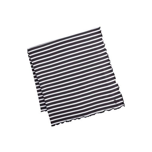 Coolibar---UV-blanket-for-women,-men,-kids-and-babies---black/white-striped