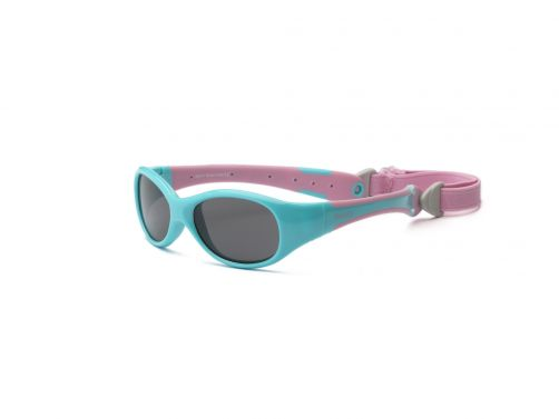 Real-Kids-Shades---UV-sunglasses-baby---Explorer---Aqua-/-pink