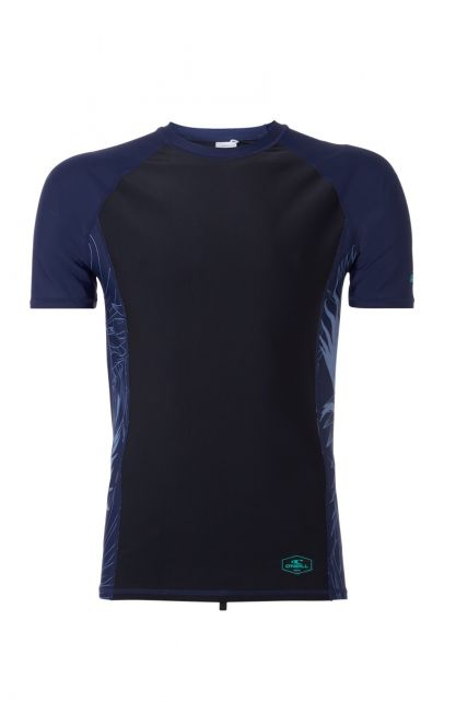 O'Neill---Men's-UV-shirt-with-short-sleeves---Print---Scale