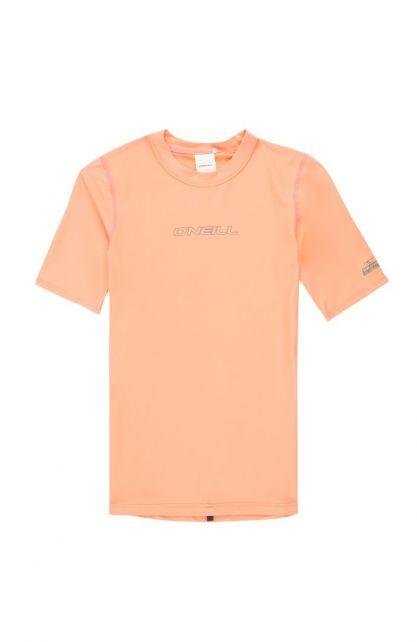 O'Neill---Women's-UV-shirt-with-short-sleeves---Essential---Mandarine