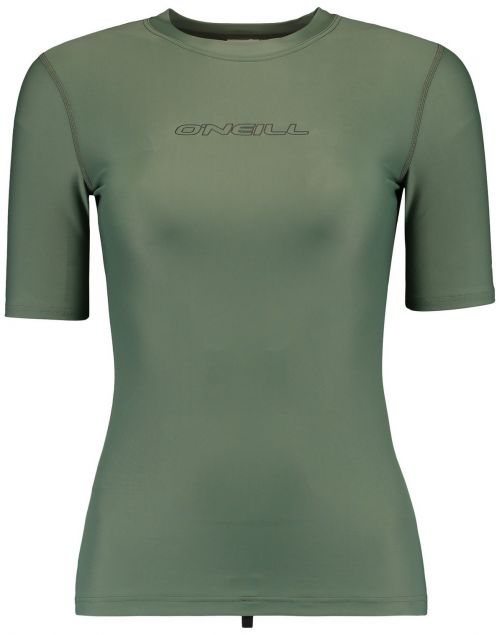 O'Neill---Women's-UV-shirt-with-short-sleeves---Essential---Lily-Pad