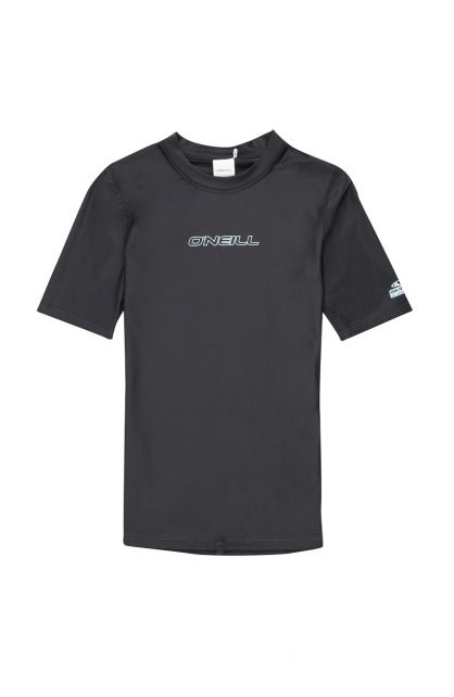 O'Neill---Women's-UV-shirt-with-short-sleeves---Essential---Black-Out