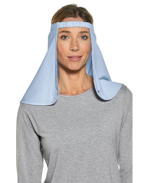 Coolibar---UV-Hat-Drape-for-adults---Trailhead---Light-Blue