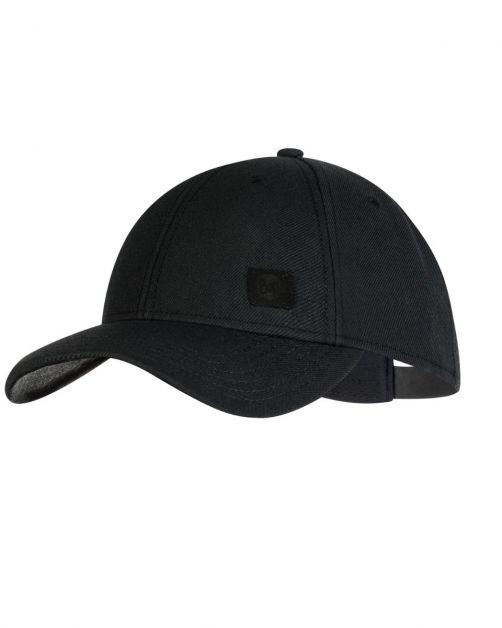 Buff---Baseball-Cap-Solid-for-adults---Black