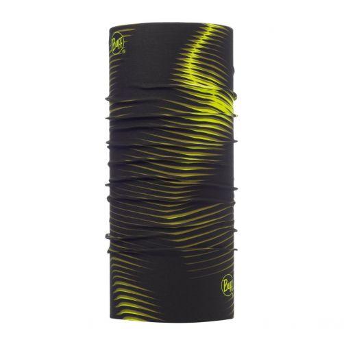 Buff---UV-tube-scarf---Coolnet-UV+-Optical-Yellow-Fluor---Black