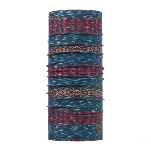 Buff---UV-tube-scarf-for-adults---Coolnet-UV+-Shade---Teal-