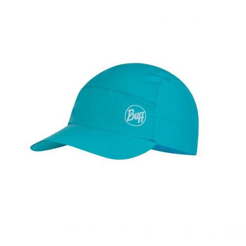 Buff---Kids-packable-UV-cap---Deep-Sea---Turquoise