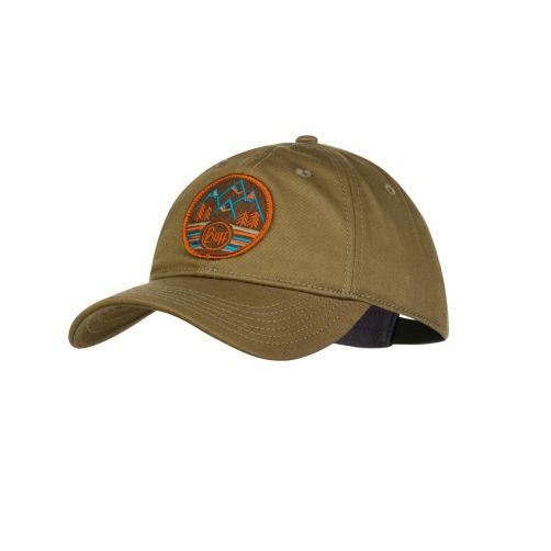 Buff---Baseball-cap-for-kids---Cotton---Khaki