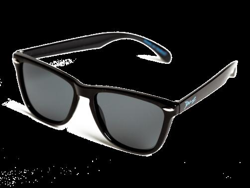 JuniorBanz UV Protective Sunglasses- Black Flyer - 1