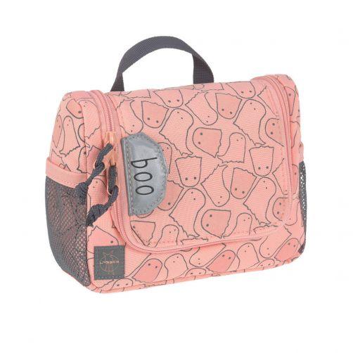Lässig---Mini-Washbag---Little-Spookies---Peach