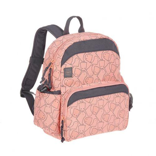 Lässig---Medium-Backpack-Kids---Little-Spookies---Peach