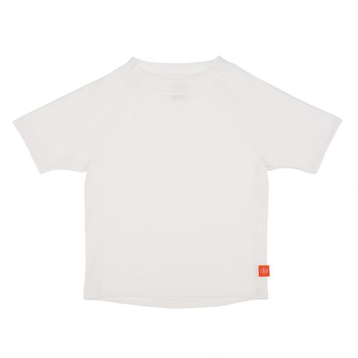 Lässig - UV swim shirt for kids - White - Front