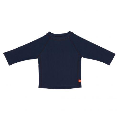 Lässig - UV swim shirt for children - Dark Blue - Front