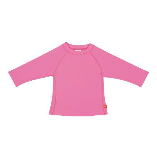 Lässig - UV swim shirt for children long sleeves - Pink - Front
