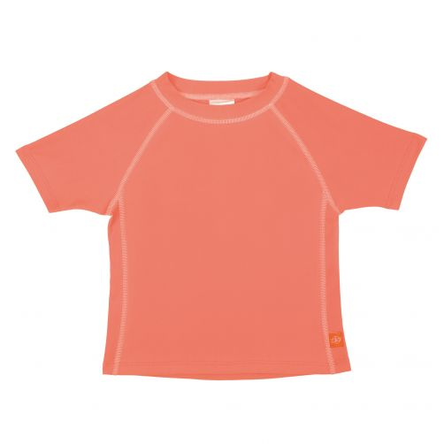 Lässig - UV swim shirt for children - Peach - Front