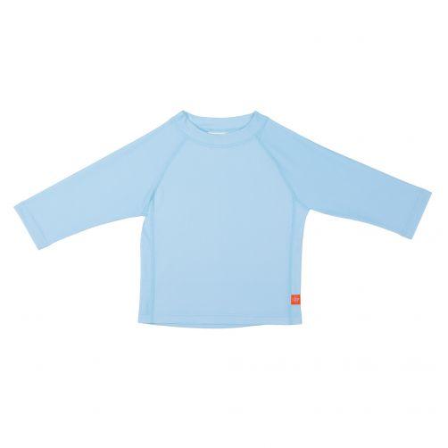 Lässig - UV swim shirt for children - Light blue - Front