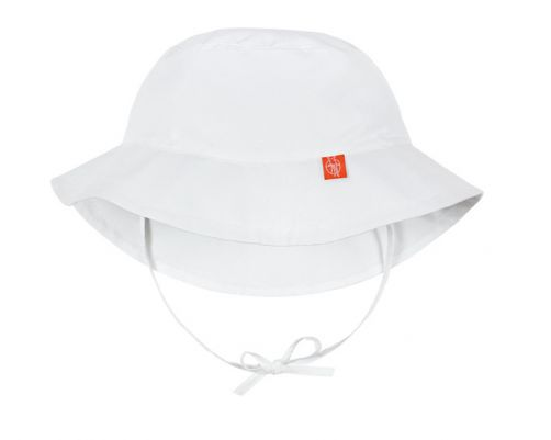 Lässig---UV-sun-hat-for-children---White