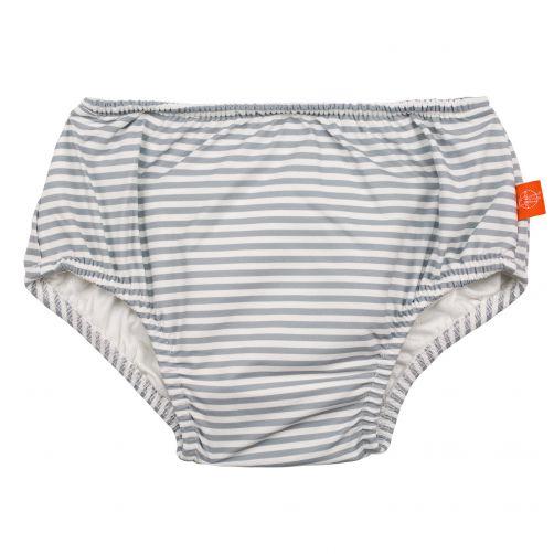 Lässig - Swim diaper baby - Submarine - Striped - Front