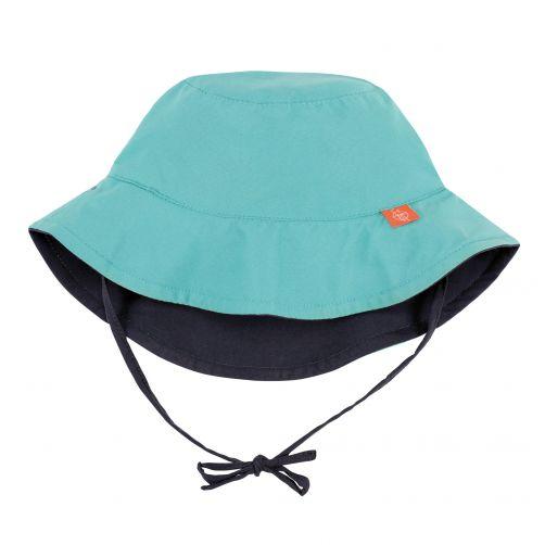 Lässig---Sun-hat-for-children---Light-blue