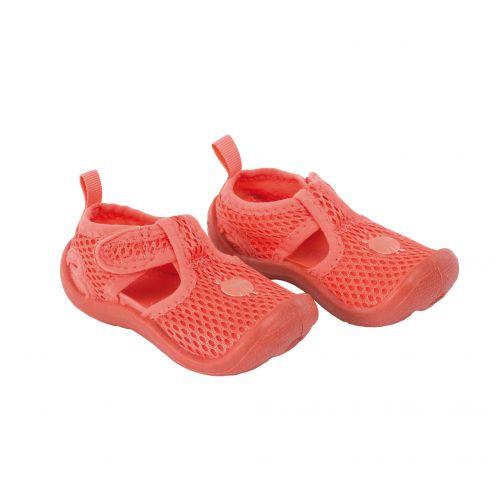 Lässig - Beach shoes for children - Peach - Front