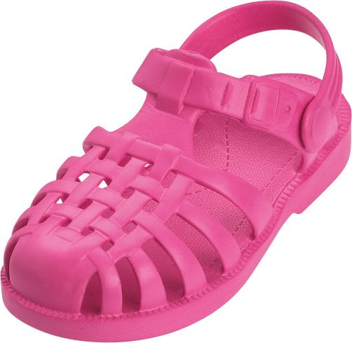 Playshoes - swim shoes for children - Beach sandals - Pink - Front